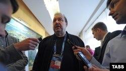 Геннадий Гудков на Валдайском форуме