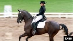 Олимпийские соревнования по конному спорту проводятся в Гонконге