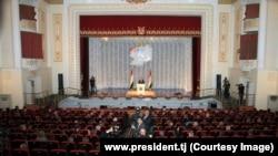 Акс аз www.president.tj