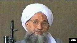 Ayman al-Zawahri in a 2006 video screen grab