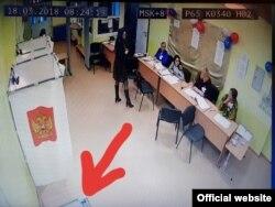 Обзор с камеры на участке в Южно-Сахалинске