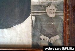Бацька Варвары Гаўрыленкі. Мікалай Мітрафанавіч пражыў 105 гадоў
