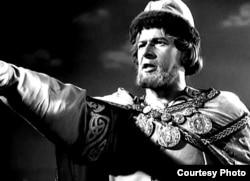 """Кадр из фильма """"Александр Невский"""". 1928 год"""