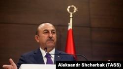 Голова МЗС Туреччини Мевлют Чавушоглу