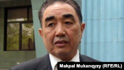 Адвокат Шынқуат Байжанов. Алматы, 27 сәуір 2012 жыл.
