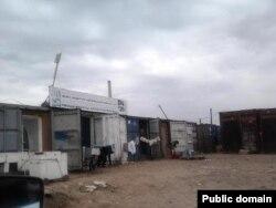 """Астанадағы """"Шарын"""" базары. Астана, 20 тамыз 2012 жыл. Сурет Сара Жакупованың Facebook парақшасынан алынды."""