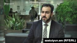 Փաստաբան Տիգրան Եգորյան
