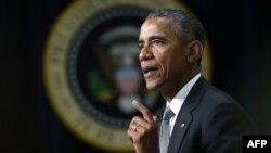 Барак Обама.