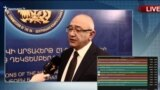 Председатель Центральной избирательной комиссии Армении Тигран Мукучян
