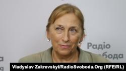 Ірина Бекешкіна, соціолог, директор Фонду «Демократичні ініціативи»