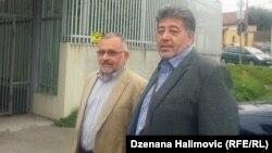 Adil Lozo i Abduladhim Maktouf, Sarajevo, 23. august 2016.