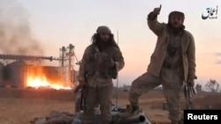 Militantë të grupit Shteti Islamik - Foto arkivi