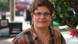 Iran -- Iranian-born Mahboubeh Abbasgholizadeh