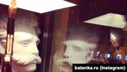 "Бюст Теодора Глаголева, персонажа сайта ""Батенька, да вы трансформер"""
