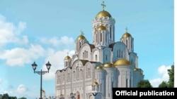 Храм святой Екатерины (проект)