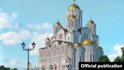 Проект храма в Екатеринбурге
