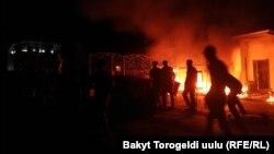 Кой-Таш. Спецоперация по задержанию Атамбаева, 7 августа 2019 г.
