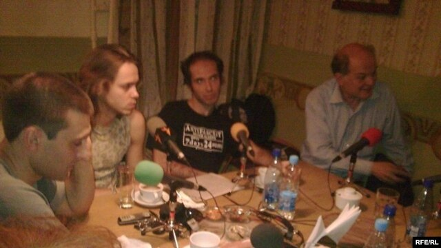 "Свобода в Клубе ""Квартира 44"", 07.06.2009"