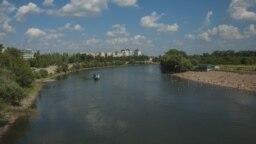 река Днестр, Тирасполь