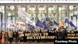 Белорусская оппозиция не признает итоги парламентских выборов