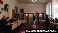 Preliminary results in Abkhazia's parliamentary vote are expected on March 13.