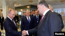 Путин и Порошенко вынуждены договариваться