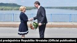Dolazak je potvrdila i hrvatska predsednica Kolinda Grabar-Kitarović (ilustrativna fotografija)