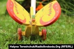Символ Яворівщини – пташка