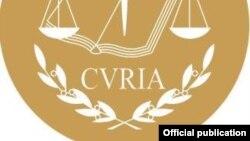 EU, Court of Justice of European Union logo