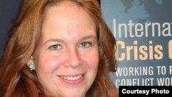 Руководитель европейских программ Международной кризисной группы (ICG) Сабина Фрейзер