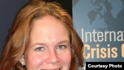 Sabine Freizer is ICG's Europe Program director