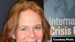 Sabine Freizer is ICG's Europe Program director