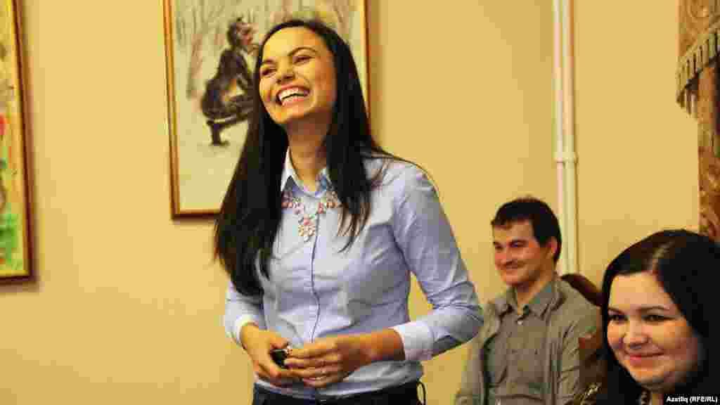Ләйсән Нәҗмиева