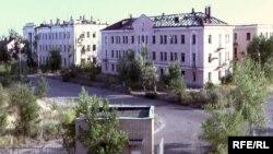 Курчатов қаласын. 2009 жылдың тамызы.