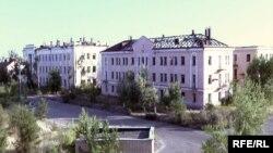 Курчатов қаласы, ШҚО, тамыз, 2009 жыл.