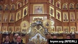 Рождественский концерт в Покровском соборе, Севастополь. 6 января 2019 года