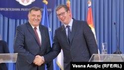 """""""Političari poput Vučića ili Milorada Dodika pokušavaju da balansiraju između Istoka i Zapada na isti način kako se to činilo tokom Hladnog rata"""": Vogel"""