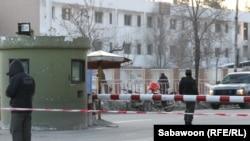 Местото на убиството на двајцата претставници на НАТО