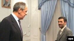 وزیر امورخارجه روسیه روز سه شنبه با رییس جمهوری ایران ملاقات کرد