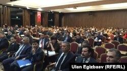 Кыргыз-түрк бизнес форуму, 22-январь, 2016-жыл.
