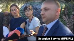 По словам Ираклия Антадзе, пост у села Чорчана является стандартным полицейским постом с личным составом и оснащением