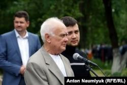Юрия Солошенко встречают на родине