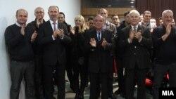 Градоначалниците од ВМРО-ДПМНЕ.