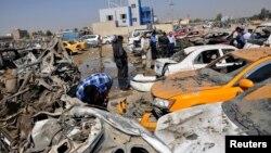 Ирак, теракттан кийин. 13-октябрь, 2013-жыл