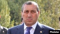 Бывший губернатор Сюрикской области Сурик Хачатрян