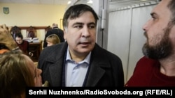 Mikheil Saakashvili (file photo)