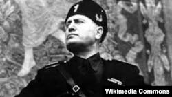 Džordž E. Brija bio je svedok smrti fašističkog diktatora Benita Musolinija (na slici) i izveštavao je sa suđenja nacistima pred Nirnberškim sudom.
