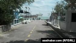 Приморский город Туркменбашы