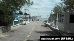 Türkmenbaşy şäheri