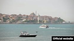 Թուրքիա - Տեսարան Ստամբուլ քաղաքից